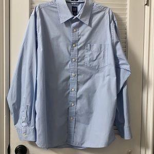 Gap Classic Fit Men Shirt XL